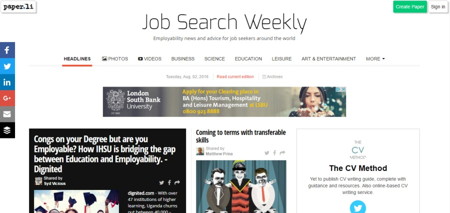 Tuesday, Aug. 02, 2016 - Job Search Weekly - Google Chrome 15082016 102521.bmp