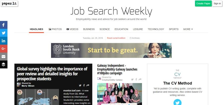 Tuesday, Jul. 26, 2016 - Job Search Weekly - Google Chrome 15082016 102515.bmp